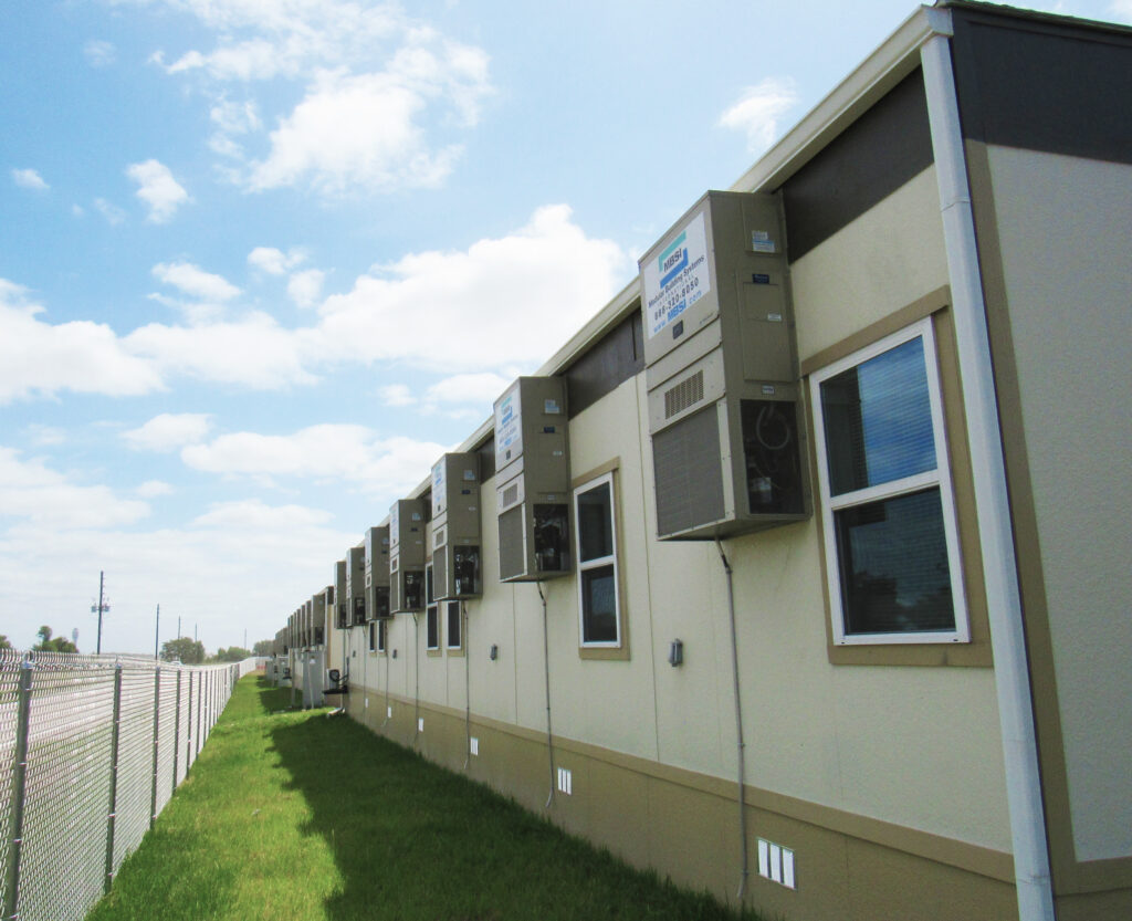 Job Site Trailers Airport