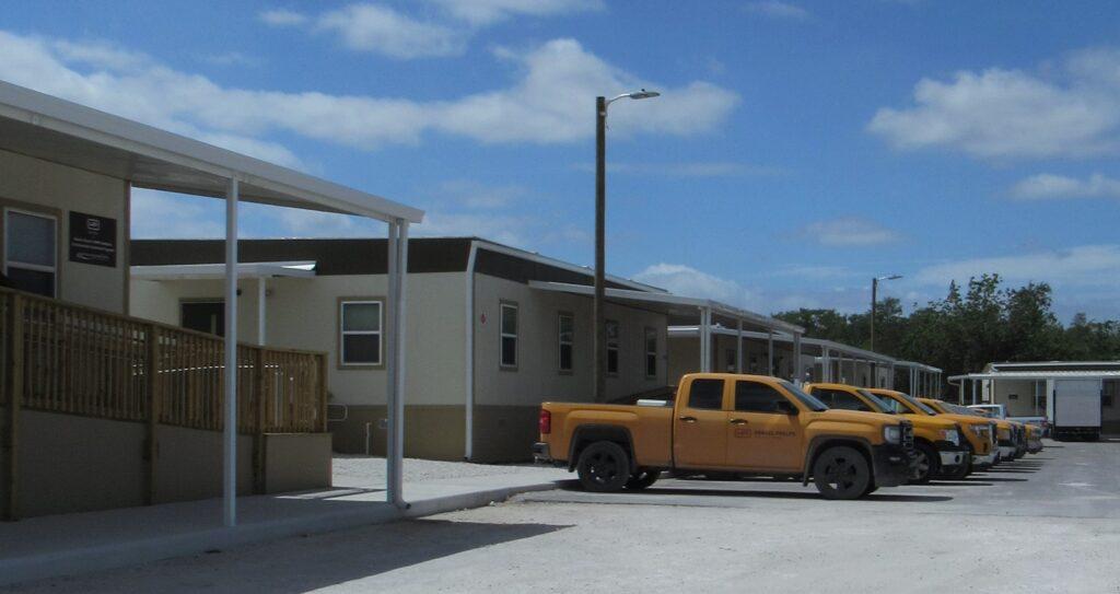 Construction Trailers Florida