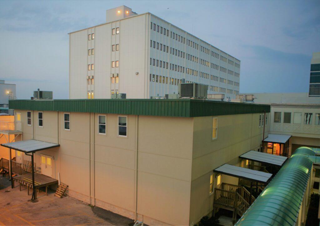 MBSI Modular Medical Building